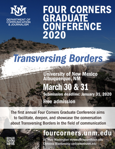 Four Corners Graduate Conference 2020 image